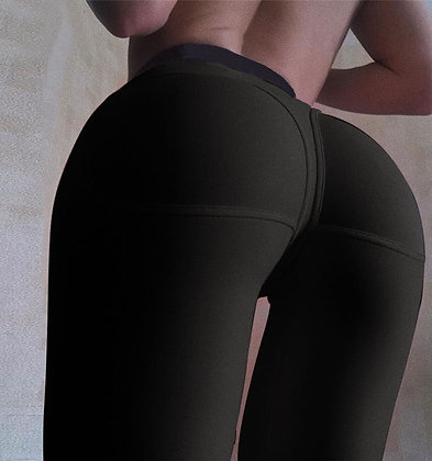 Legging Effet Push-Up Fesses Galbées Fessiers Fitness Muscu Workout Crossfit