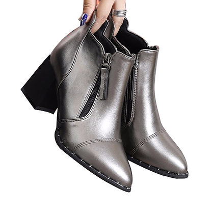 Bottines cuir Leather Boots