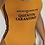 Body jaune moutarde Quentin Tarantino Kill Bill Bodies Bodysuit new festigals soldes