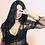 Body Noir en Dentelle Manches Longues Transparentes Black Lace Bodysuit Zoé