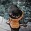 """Thumbnail: Large Chapeau en Paille Plage """"Do not Disturb"""""""