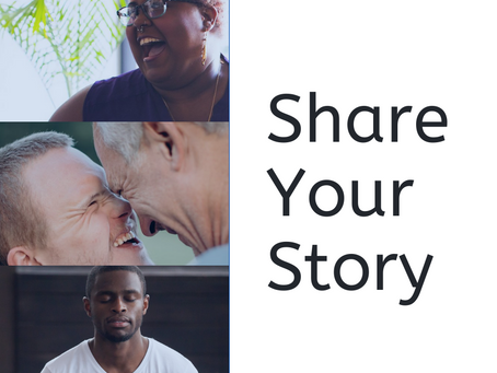 Hello and Welcome: Share Your Story
