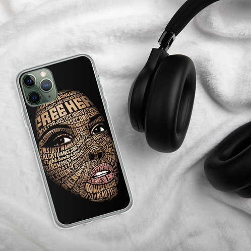 FreeHer iPhone Case