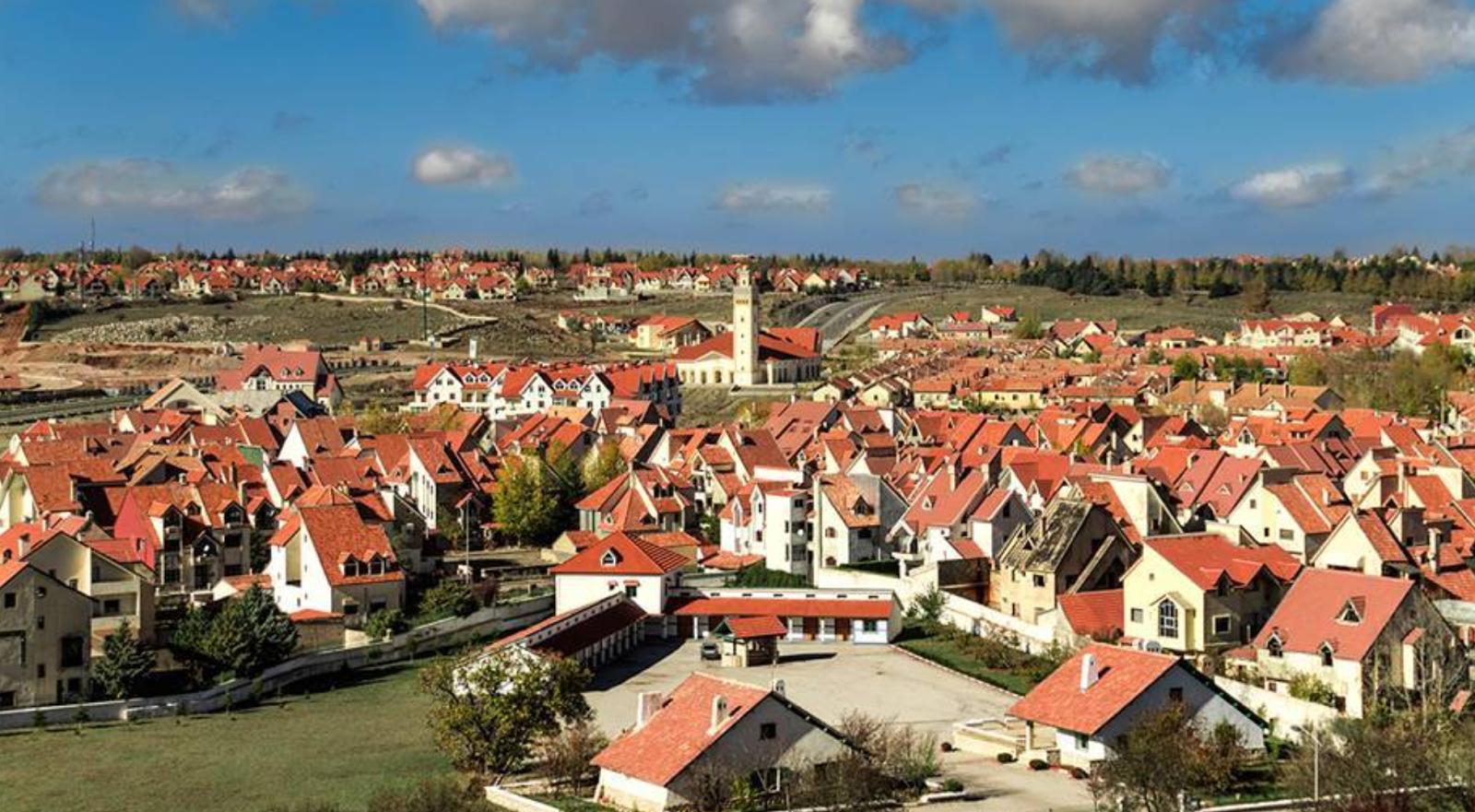 Ifran, la Suiza Marroquí
