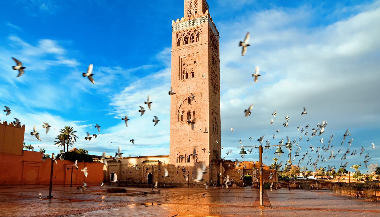 Ciudad de Marrakech