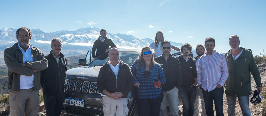 Equipo Off Road 4x4 Experience