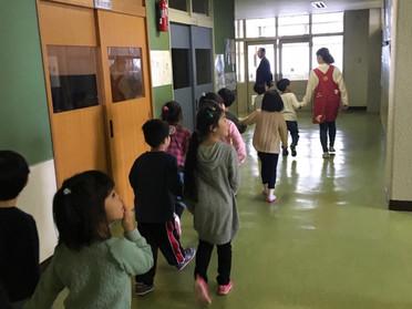 千代田小学校訪問