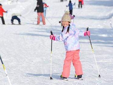 スキー遠足♪