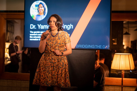 Pitch Night TEDxAmsWomen 2018