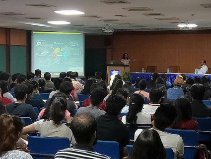 Invited Lecture at Amity University, India, 2017
