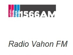 Interview at Radio Vahon in the Netherlands