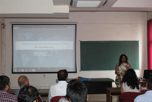 Invited Lecture at IIT- Roorkee, India