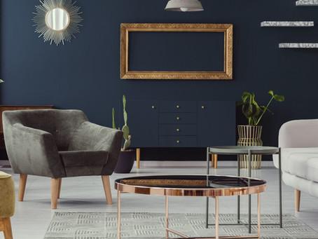 La casa del 2021: materiali e colori
