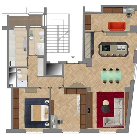 Appartamento Somalia