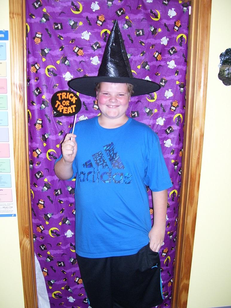 2016 halloween party 1