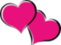 94-943161_pink-hearts-png-love-heart-cli