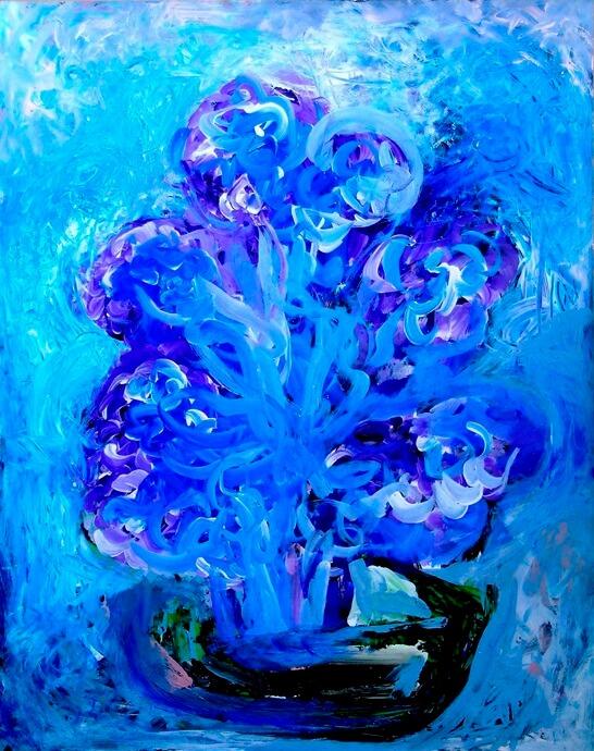 """""""HYDRANGEA FLOWERS"""""""