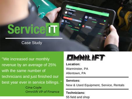 Service IT Case Study