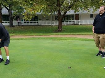 Foundation hosts successful golf tournament