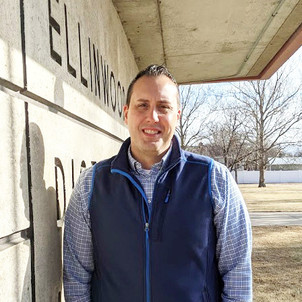 Troy Moore joins Ellinwood Hospital and Clinic Physical Therapy department