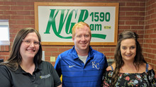 KVGB 1590AM - Focus on Ellinwood Radio Show
