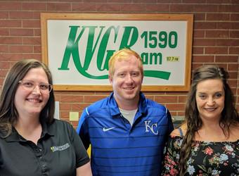 KVGB 1590AM - Focus on Ellinwood Radio Show