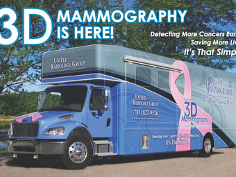 Ellinwood brings 3D Mammography to area