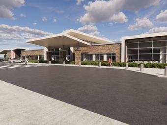 New site for new Ellinwood hospital