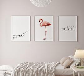 Flamingo, bird and Just Breathe_edited_e