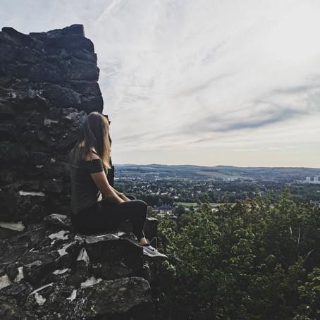 Pillnitzer Ruine, Wein und Weitblick - Deutschland entdecken