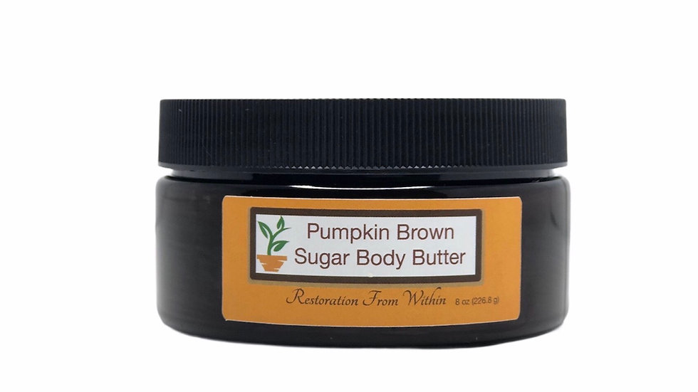 Pumpkin Brown Sugar Body Butter