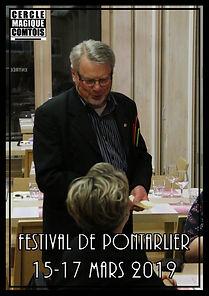 Festival de Pontarlier 15-17 mars 2019