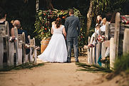 Tropica Beach wedding in KZN.
