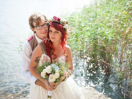 Adrian Shields recently had the oppertunity to shoot a wedding at Umtamvuna River Lodge