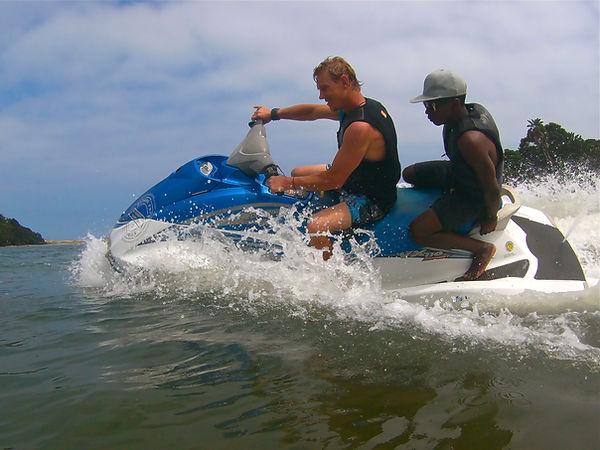 Wild Coast Jet Ski Rides