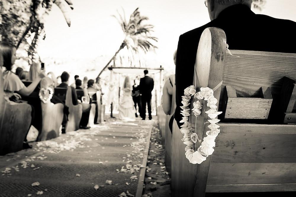 BEACH WEDDING AT UMTAMVUNA RIVER LODGE