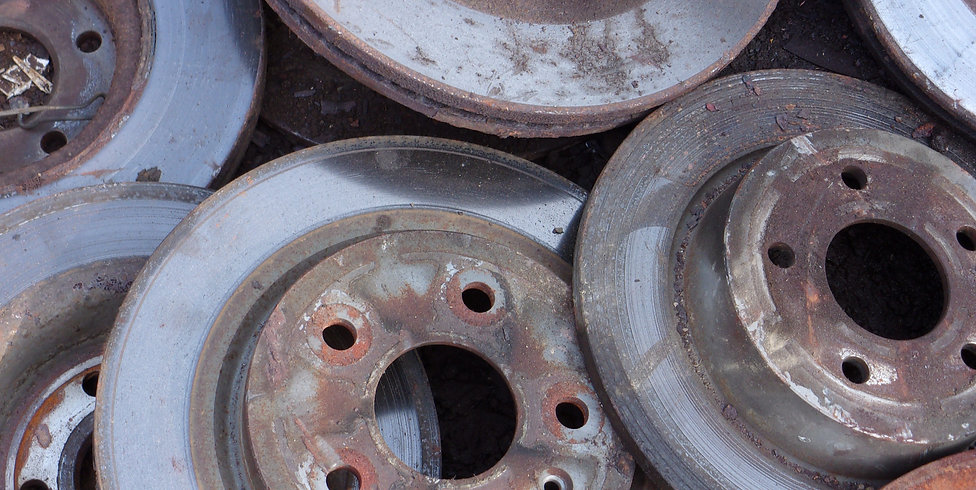 Cast Iron Brake Rotors