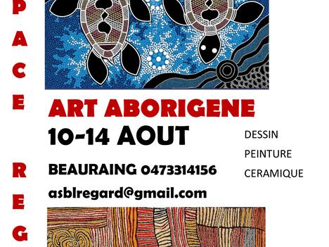 STAGES d'AOUT: BIENVENUE aux ARTISTES en herbe, de 8 à 16 ans