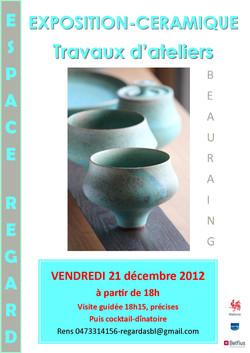 expo-poterie  déc.2012
