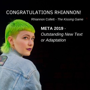 META win for The Kissing Game!