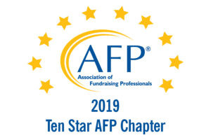 AFP NEWI Honored as a Ten Star Chapter--again!