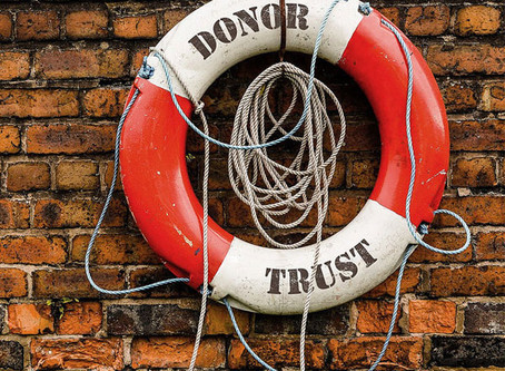 Addressing Donor Misconduct & Harassment