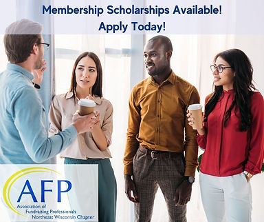AFP Member Scholarships Available.jpg