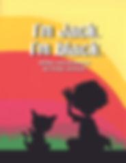 Paperback cover im jack im black newly f