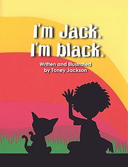 Paperback cover im jack im black newly f
