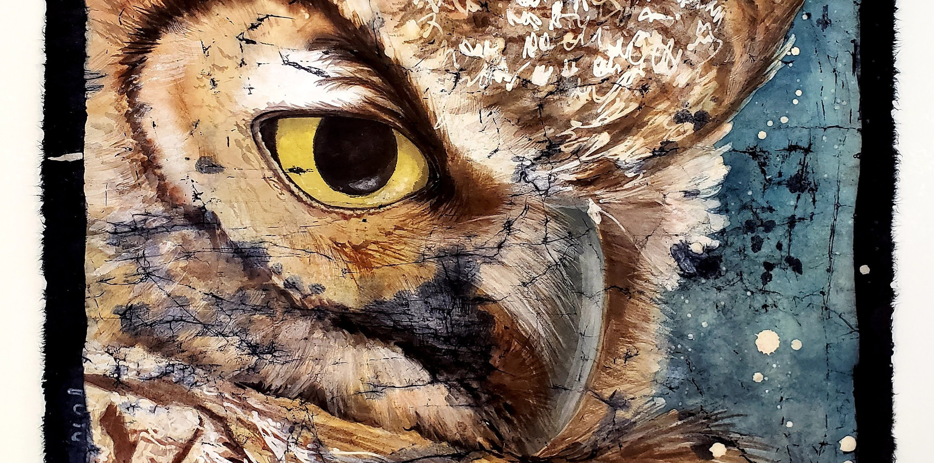 Great Horned Owl (sold)