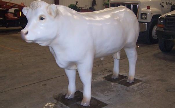 repainted bull