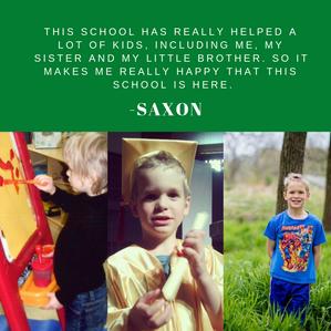 Saxon's Bright Future