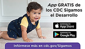 cdc miestone tracker app spanish