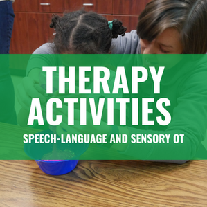 More Therapy Activities